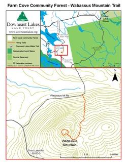 Wabassus Mountain Trail