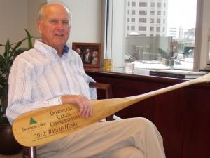 Bayard Henry Downeast Lakes Conservation Award